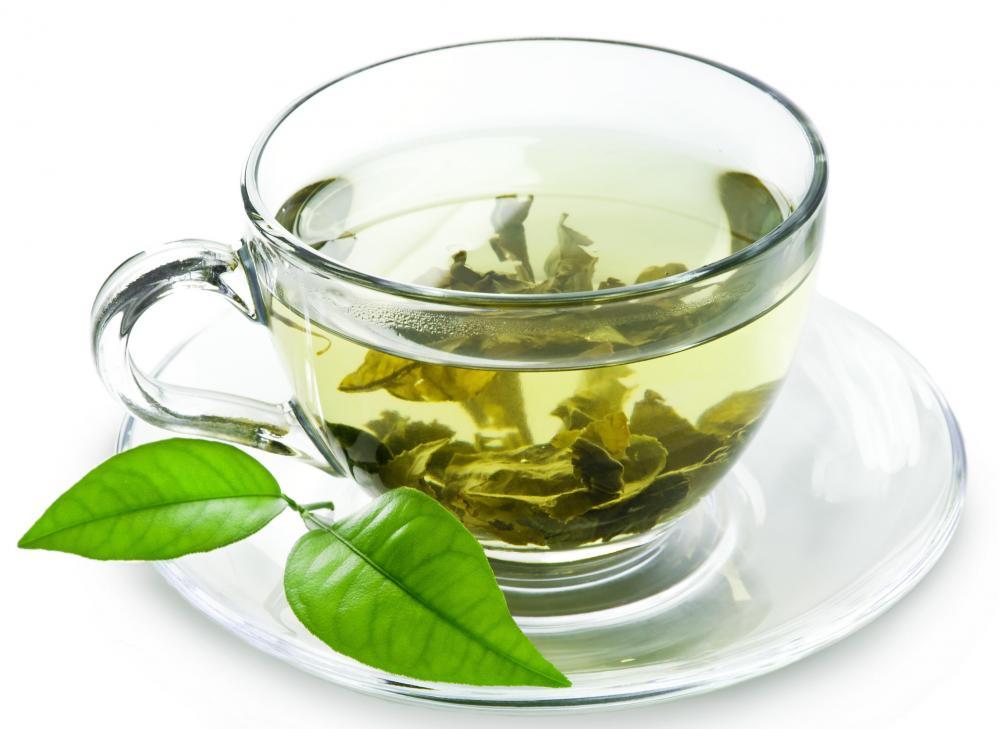 green tea boosts metabolism