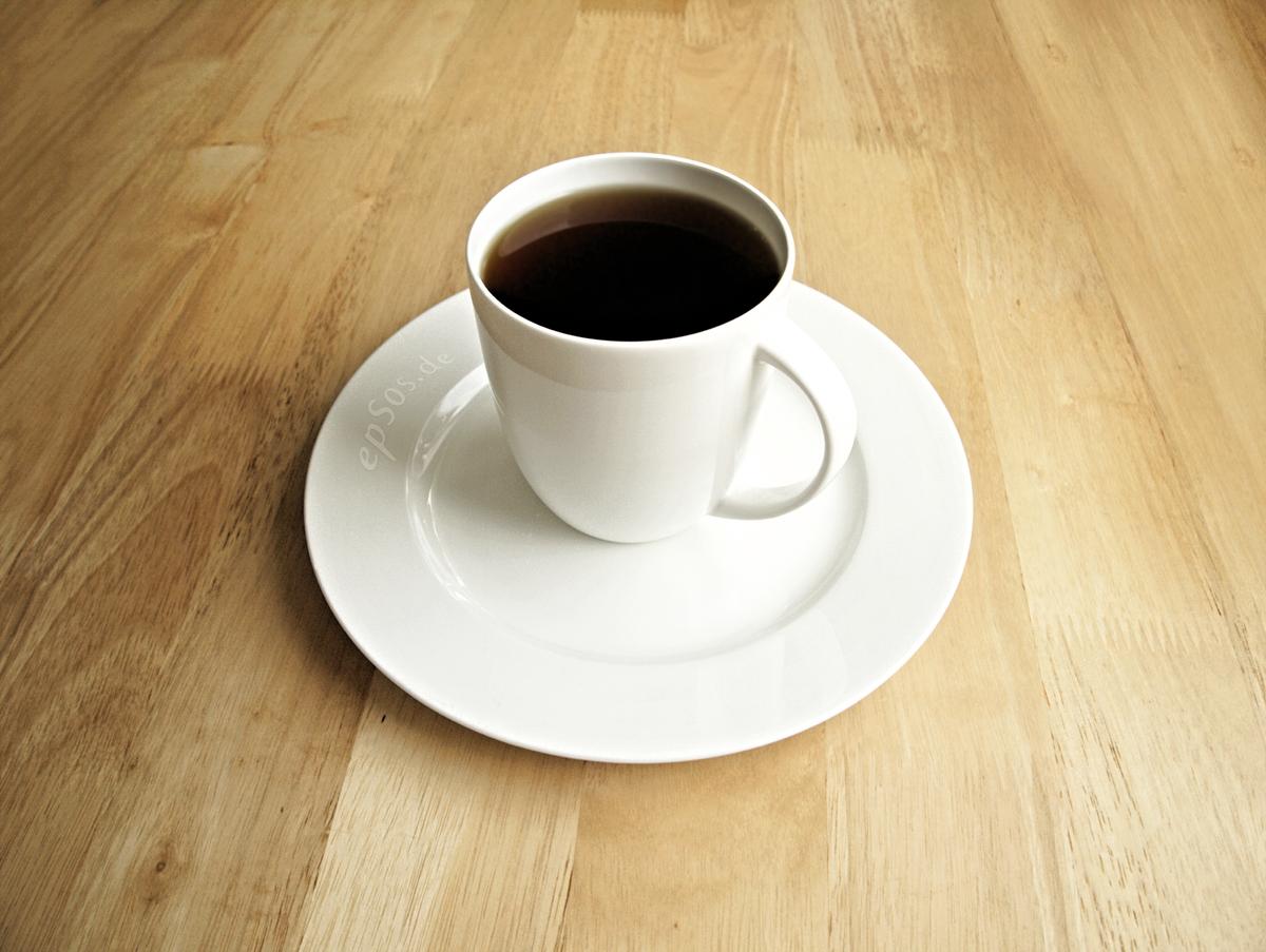 black coffee boosts metabolism
