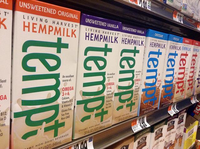 hemp milk boosts metabolism