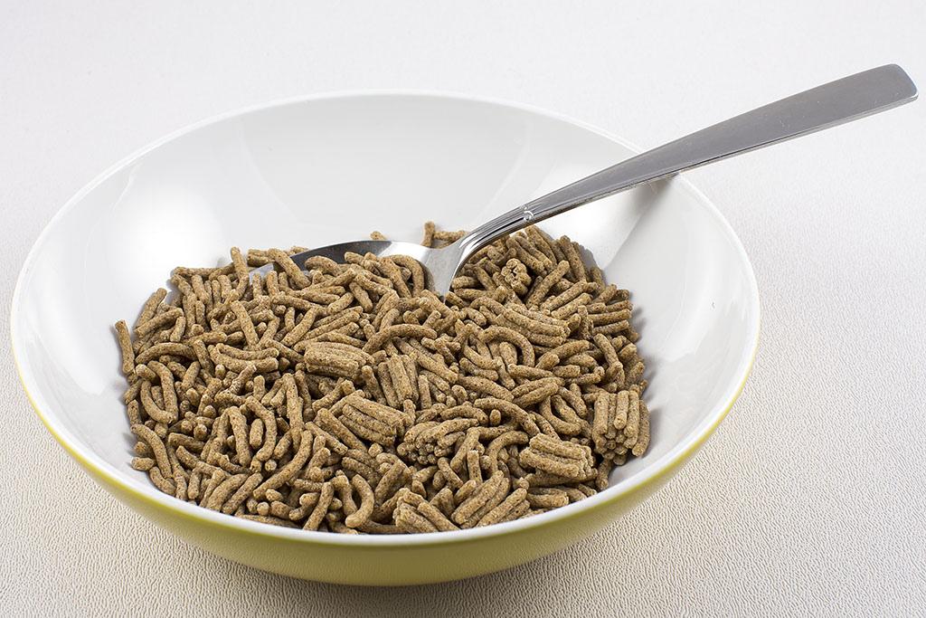 high fiber cereal boosts metabolism