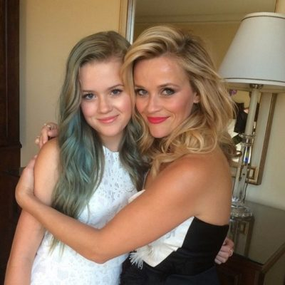 Reese Witherspoon and Ava look identical