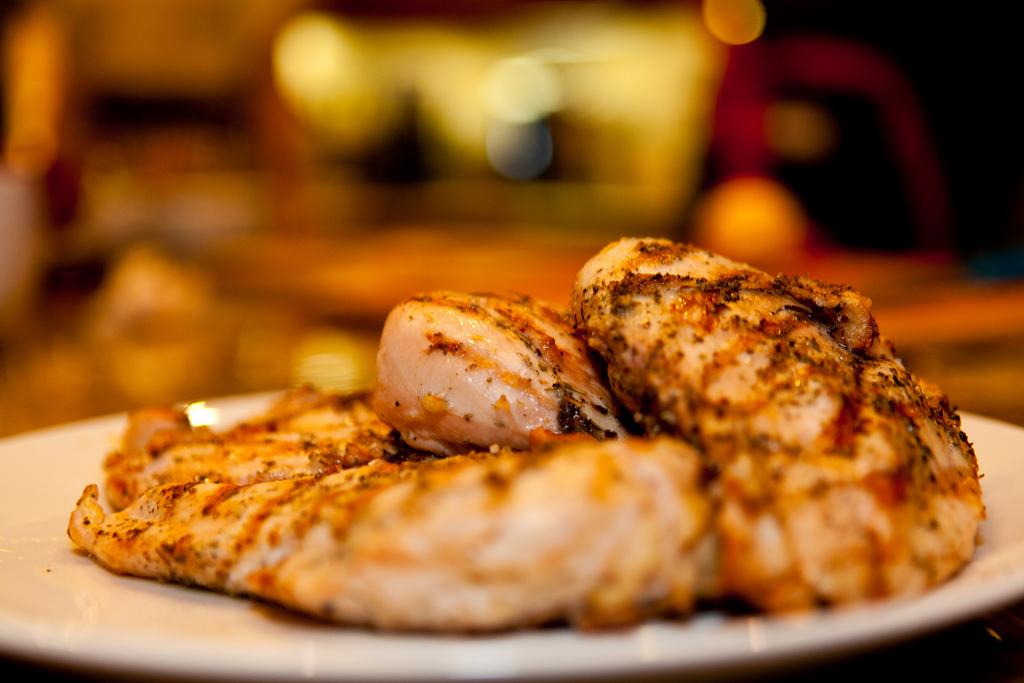 Chicken Negative Calorie Food