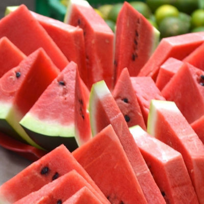 Watermelon Negative Calorie Food