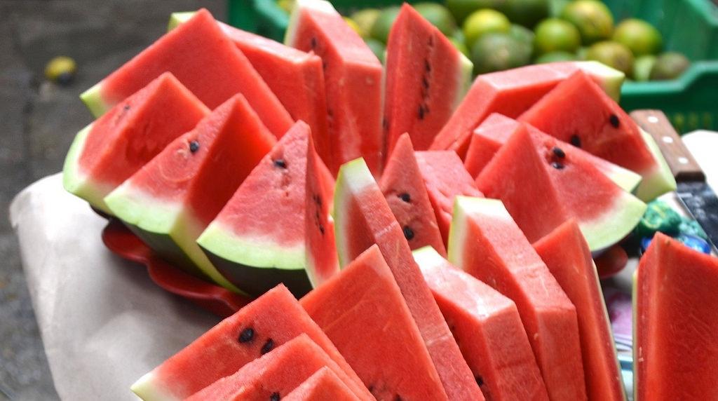 Watermelon Negative Calorie Food