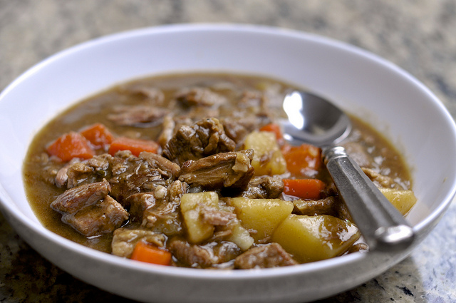 Instant Pot Lamb Stew Recipe