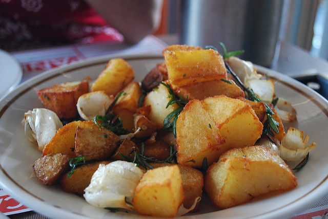 Instant Pot Crispy Potatoes Recipe