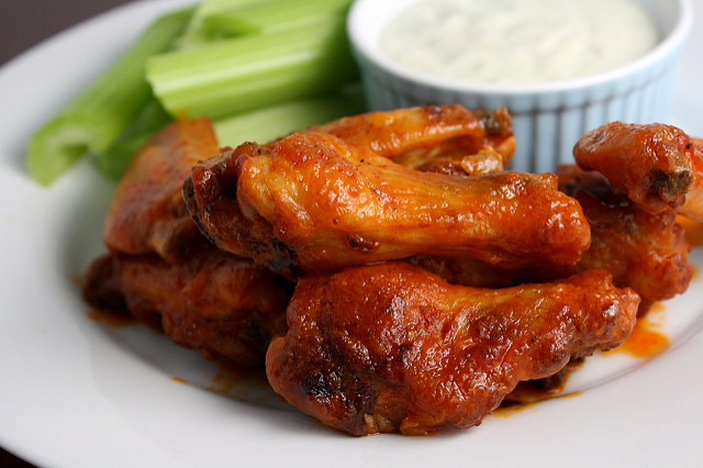 Instant Pot Buffalo Wings Recipe