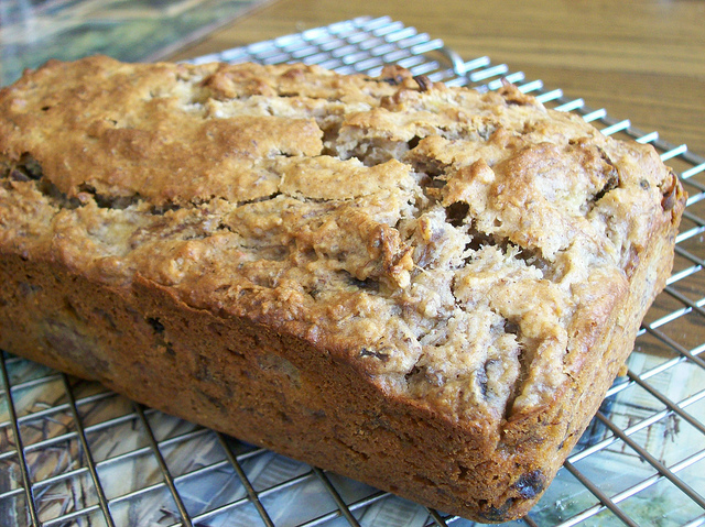 Instant Pot Paleo Banana Bread Recipe