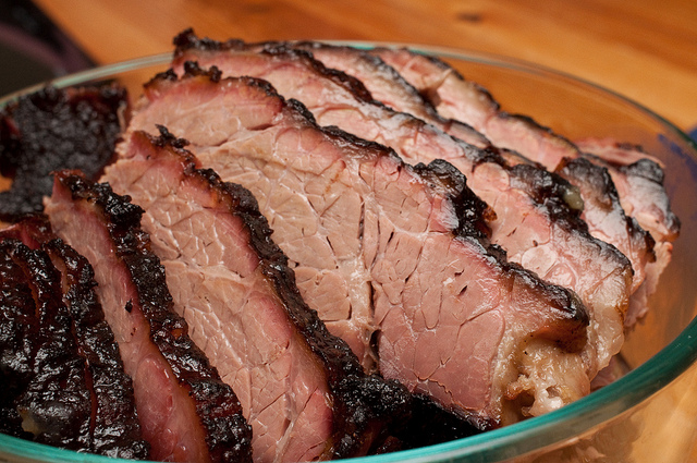 Instant Pot Smoked Brisket Recipe