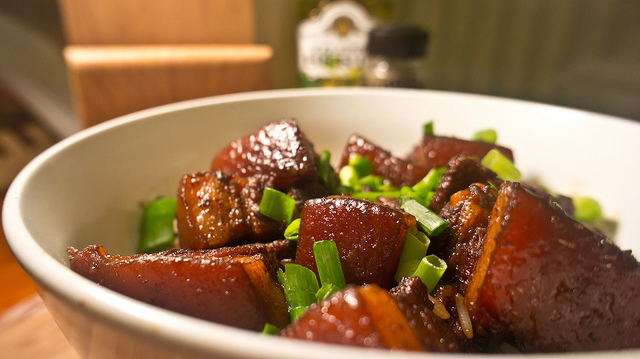 Instant Pot Red-cooked Pork (Hong Shao Rou) Recipe