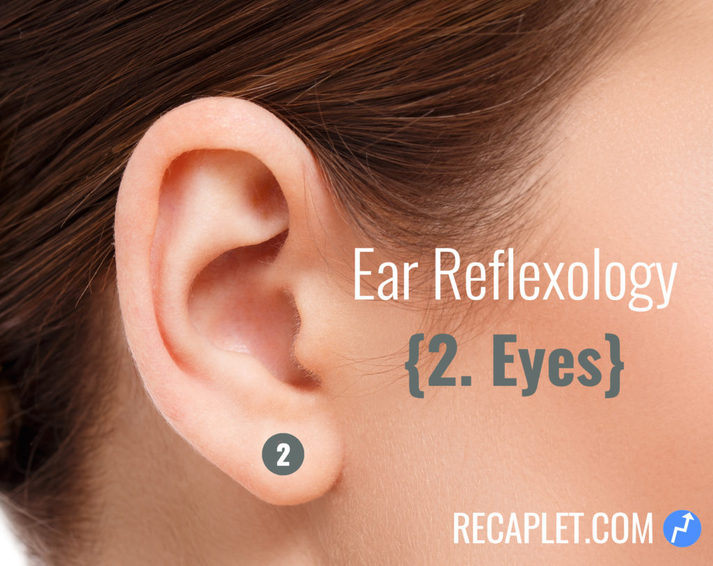 Ear Reflexology for Eyes
