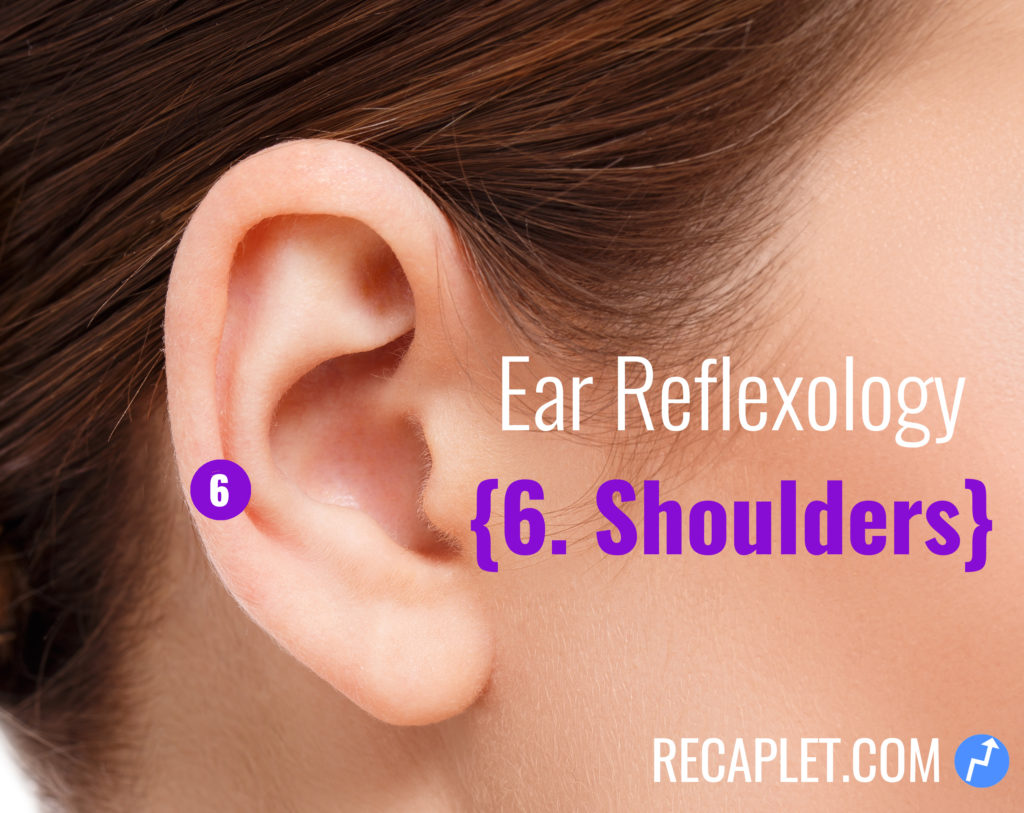 Ear Reflexology for Shoulders