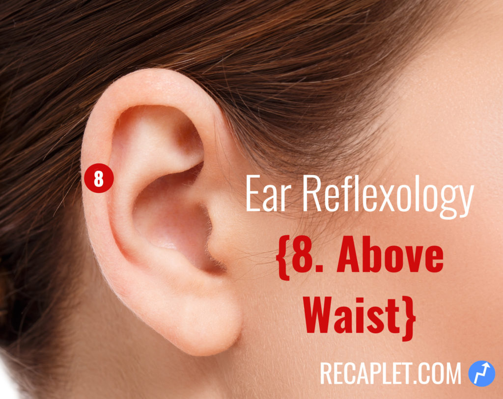 Ear Reflexology for Above Your Waist