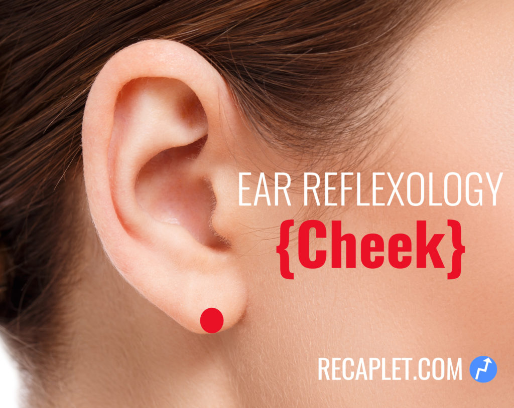 Cheek Ear Reflexology
