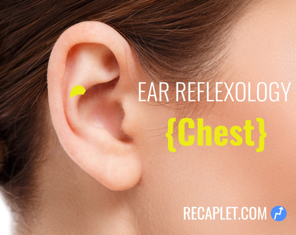 Chest Ear Reflexology