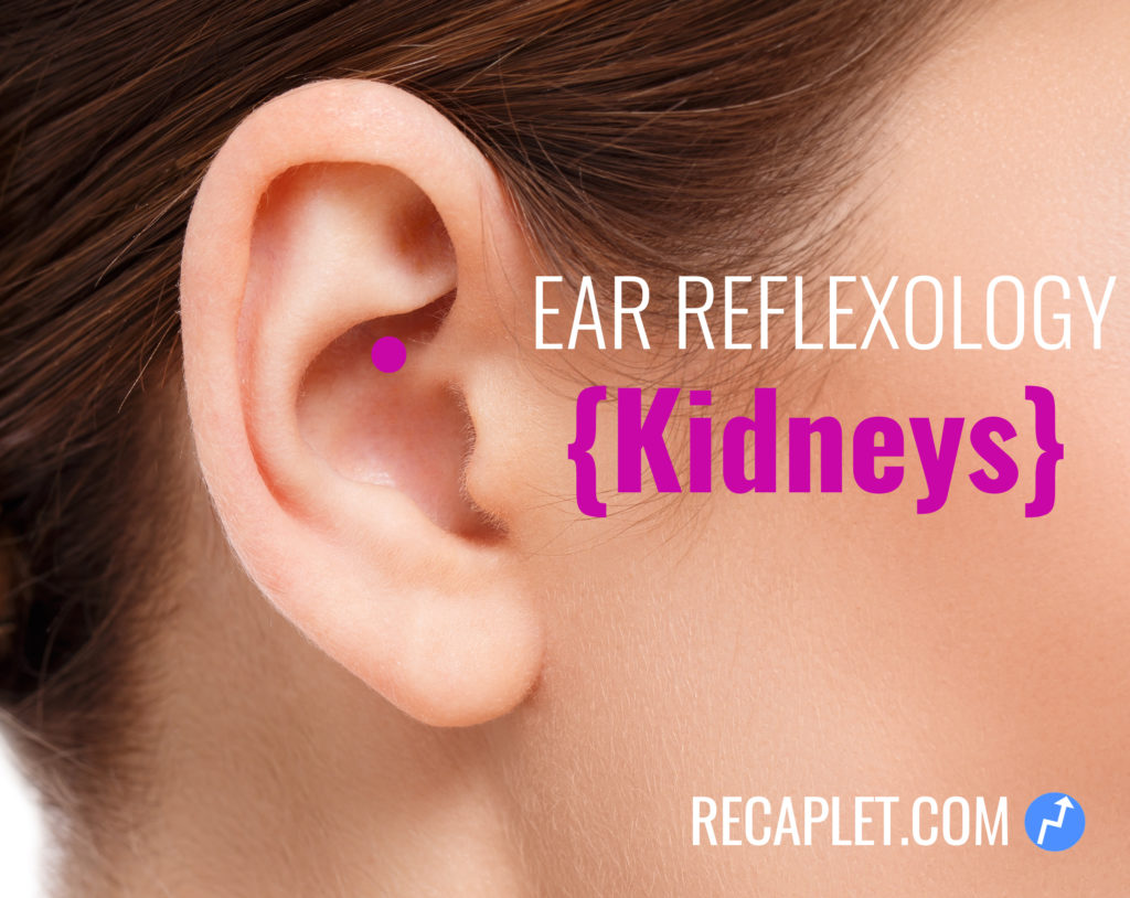 Kidney Reflexology