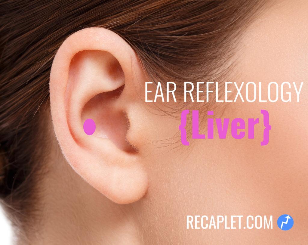 Liver Reflexology