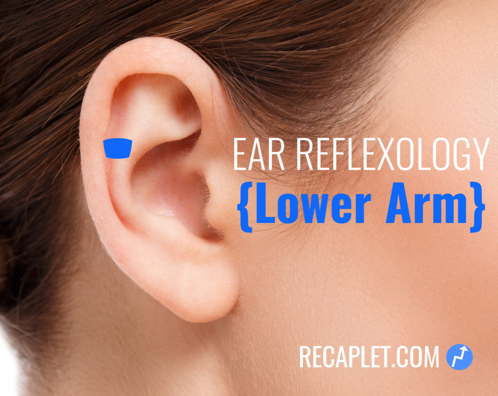 Lower Arm Reflexology
