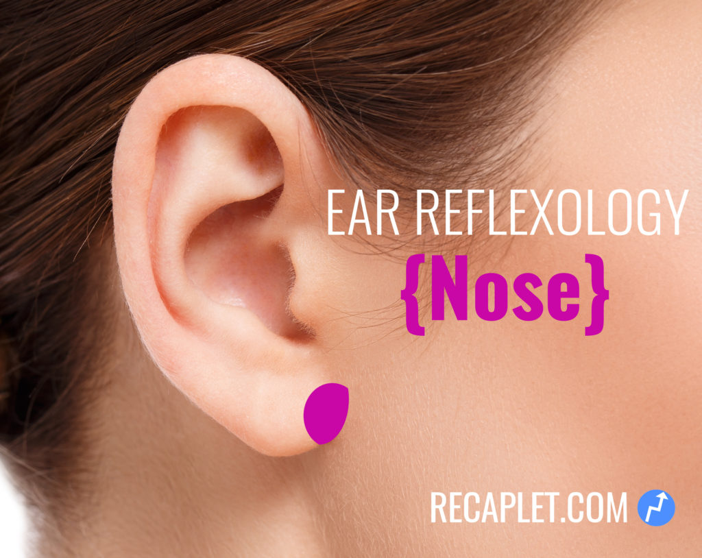 Nose Reflexology