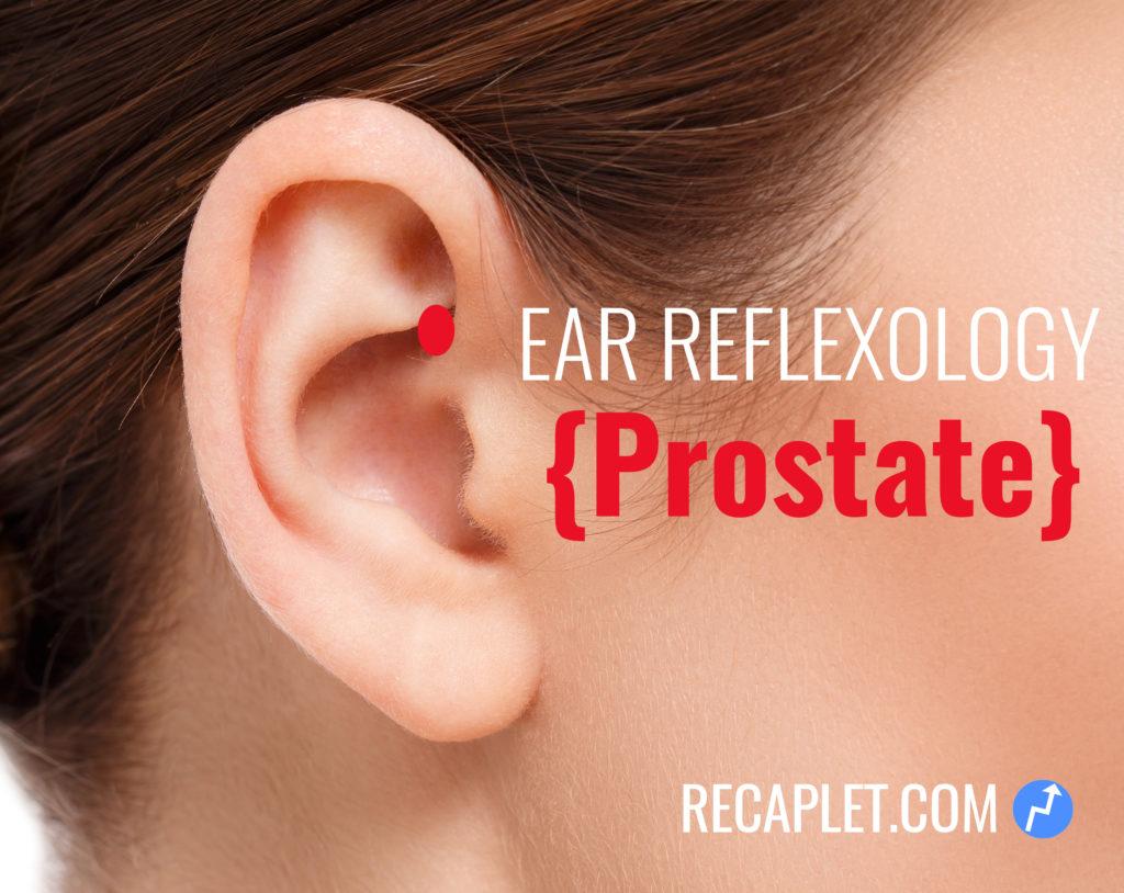 Prostate Reflexology