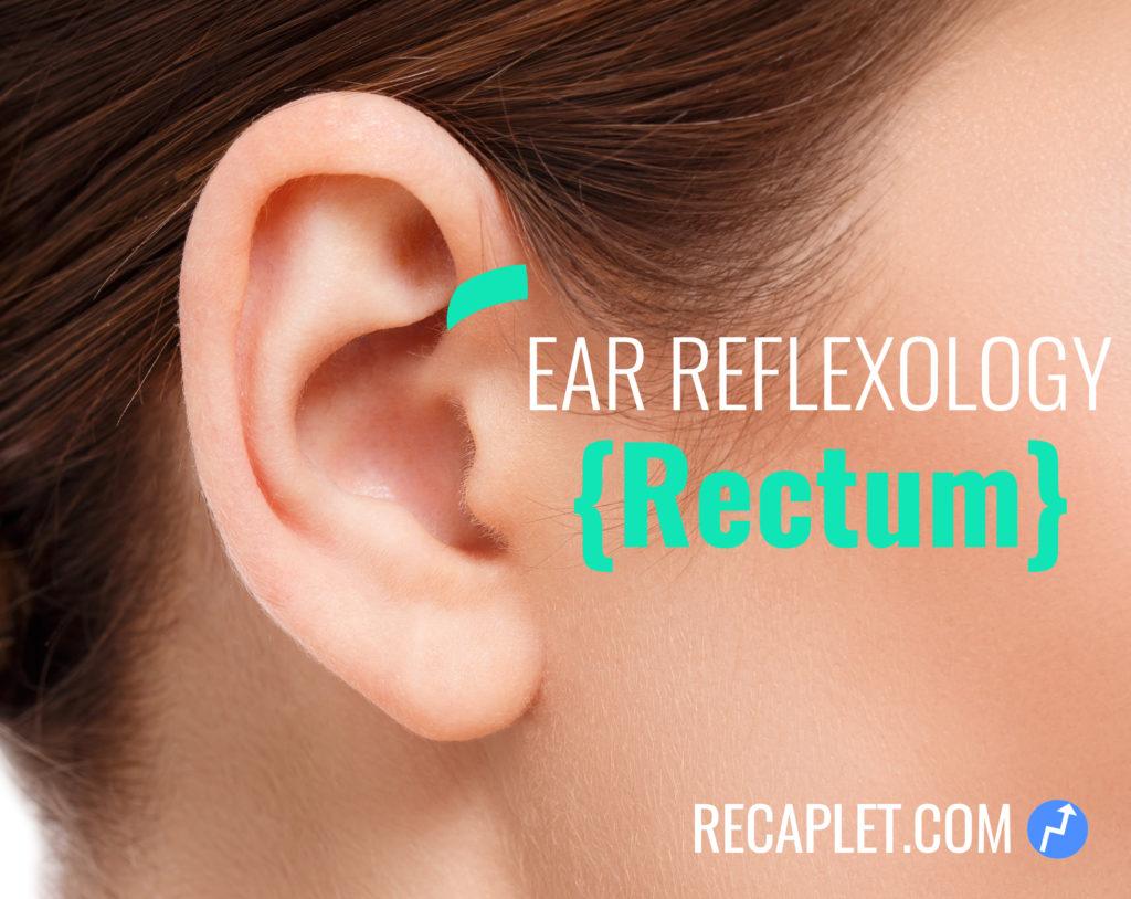 Rectum Reflexology