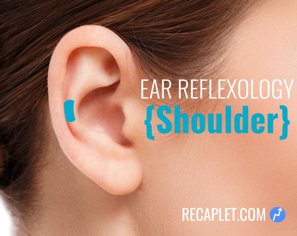Shoulder Reflexology