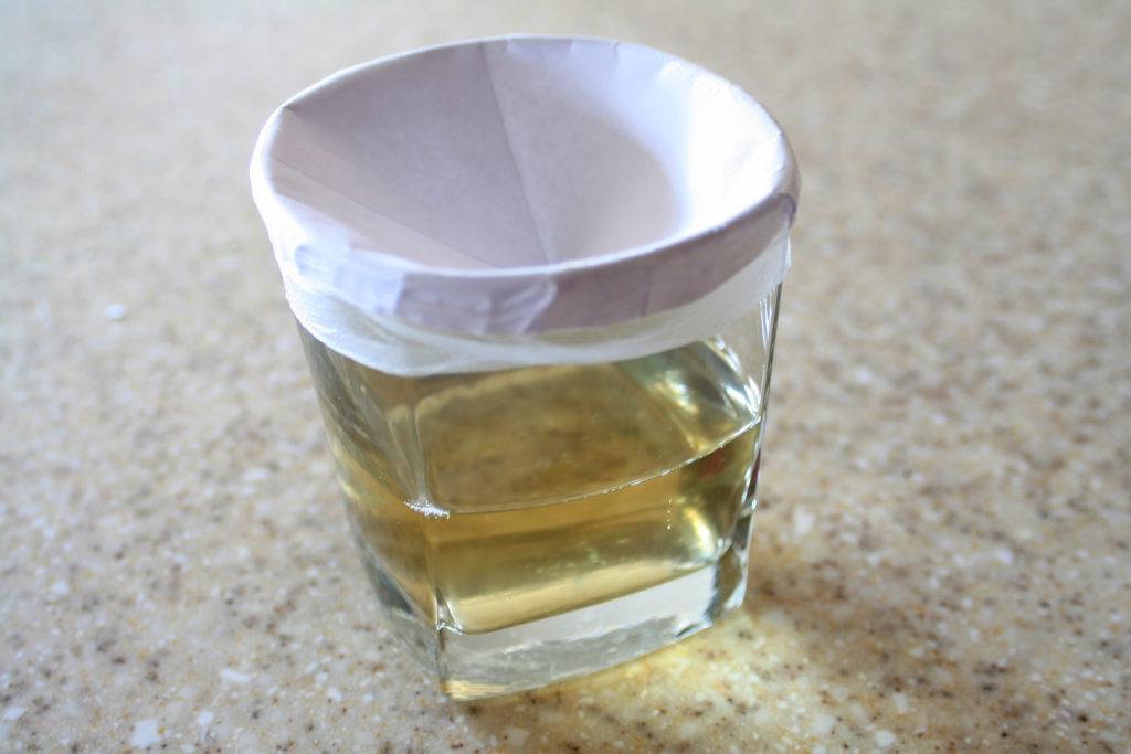 Fruit Fly Trap Apple Cider Vinegar